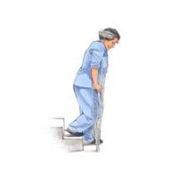 Стълби - Ортопедичен център Кинов